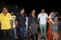 Actress Nikki Galrani @ Yagavarayinum Naa Kaakka Success Party Stills