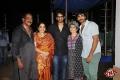 Actor Aadhi Family @ Yagavarayinum Naa Kaakka Success Party Stills