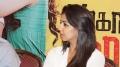 Actress Nikki Galrani @ Yagavarayinum Naa Kaakka Team Meet Trichy Photos