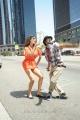 Sairam Shankar & Parvati Melton in Yamaho Yama Telugu Movie Stills