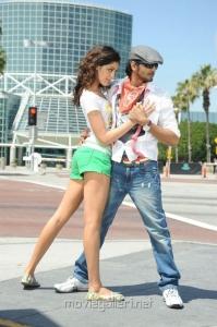 Parvati Melton, Sairam Shankar in Yamaho Yamaha Movie Stills