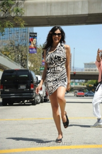 Actress Parvati Melton in Yamaho Yamaha Movie Stills