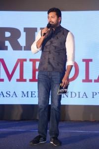 Jayam Ravi @ Yamapasam Audio Release Stills