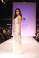 Yami Gautam Walks the Ramp @ Lakme Fashion Week Winter Festive 2013