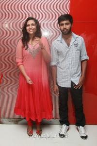 Sri Ramya, Sathya at Yamuna Movie Audio Launch Photos