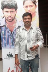 Director EV Ganesh Babu at Yamuna Movie Audio Launch Photos