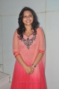 Actress Sri Ramya at Yamuna Movie Audio Launch Stills