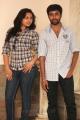 Actress Sri Ramya, Actor Sathya in Yamuna Movie Photo Session Pics