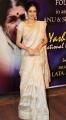 Actress Sridevi @ Yash Chopra Memorial Awards 2013 Photos