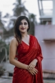 Actress Yashika Anand Saree Photoshoot Images