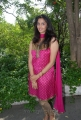 Actress Yashika Stills in Pink Dress