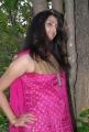 Yashika Hot Photo Shoot in Pink Churidar Dress