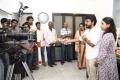 Director Vishnuvardhan's Yatchan Tamil Movie Pooja Stills