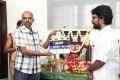 A.Sreekar Prasad & Vishnuvardhan @ Yatchan Tamil Movie Pooja Stills