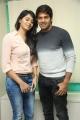 Deepa Sannidhi, Arya @ Yatchan Movie Team Intertview Photos