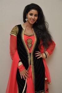 Actress Pavani @ Yeluka Majaka Movie Logo Launch Stills
