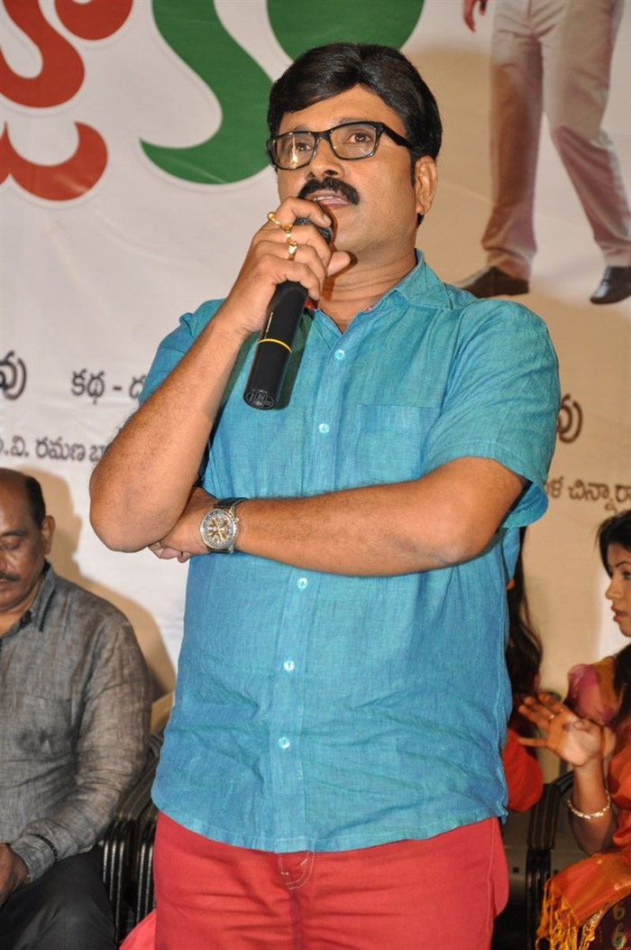 Yeluka Majaka Movie Logo Launch Stills
