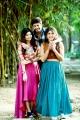 Athulya Ravi, Sam Jones, Roshini Prakash in Yemaali Movie New Images HD