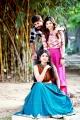 Sam Jones, Athulya Ravi, Roshini Prakash in Yemaali Movie New Images HD