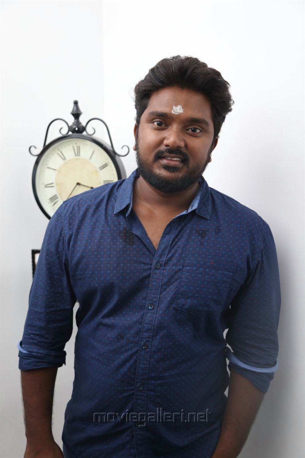Bala Saravanan @ Yemaali Movie Pooja Stills