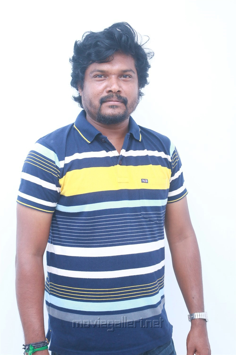 M Rathesh Kanna @ Yemaali Movie Pooja Stills