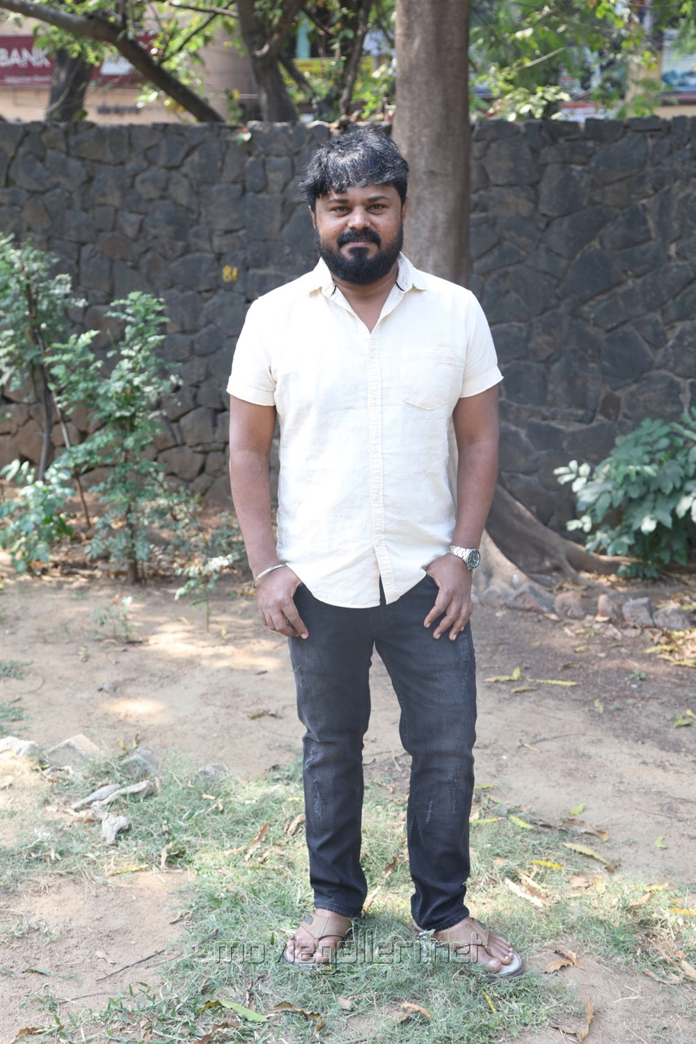 Director VZ Durai @ Yemaali Movie Press Meet Stills