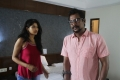 Roshini Prakash, Samuthirakani in Yemaali Movie Stills HD