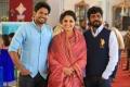 Yashmith, Sandra Amy, Ramakrishnan in Yendha Nerathilum Movie Stills