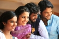 Leema Babu, Sandra Amy, Ramakrishnan, Yashmith in Yendha Nerathilum Movie Stills