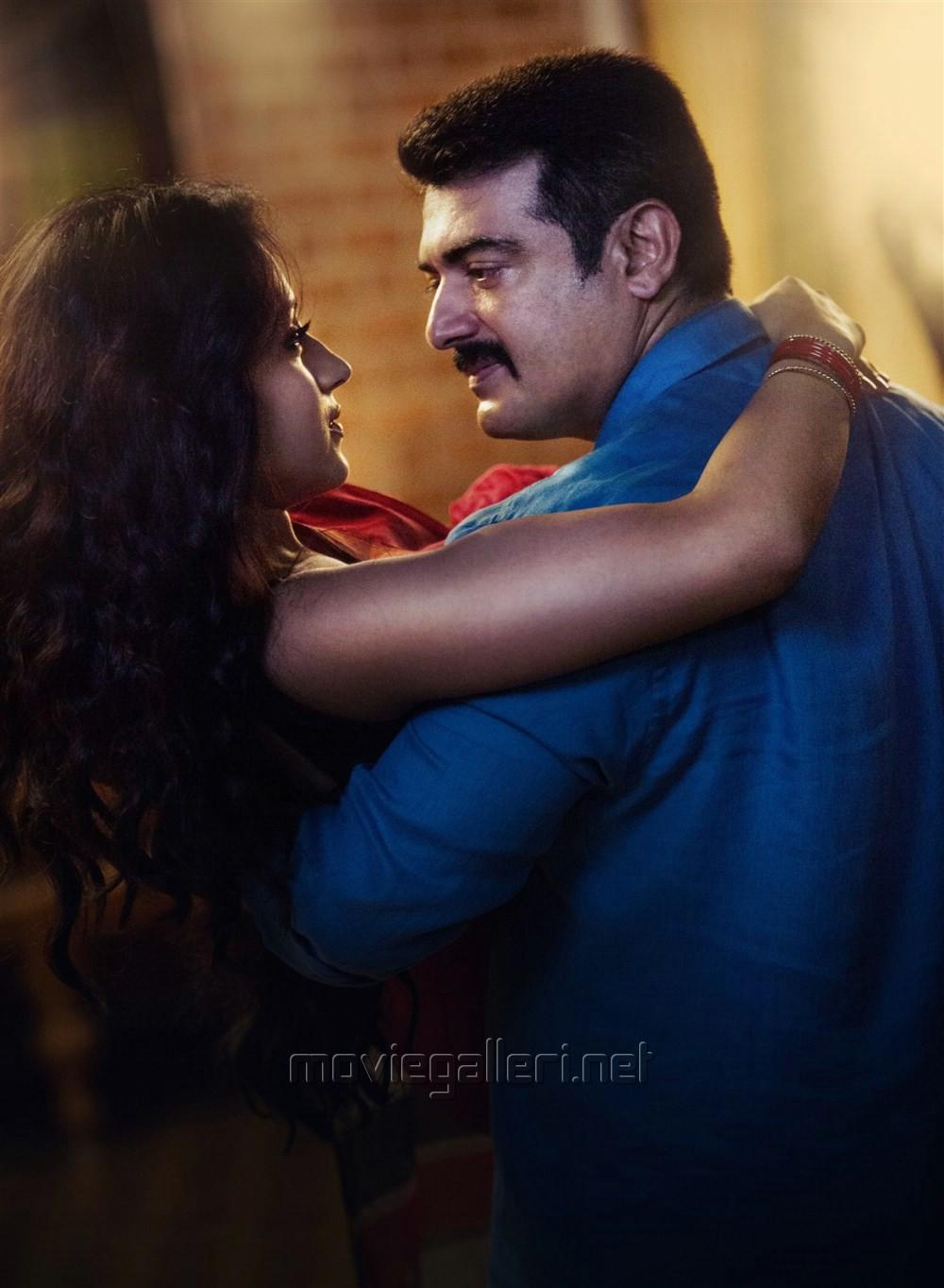 Ajith Trisha Movie
