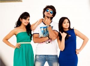 Rakul Preet Singh, Gautham Karthik, Nikesha Patel in Yennamo Yedho