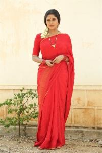 Actress Karunya Chowdary in Yerra Cheera Movie Stills