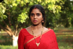 Yerra Cheera Movie Actress Karunya Chowdary Stills