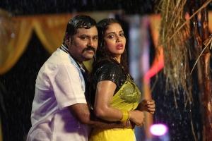 Sathya Suman Babu, Karunya Chowdary in Yerra Cheera Movie Stills
