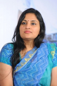 Producer Reshma Ghatala at Yeto Vellipoyindi Manasu Success Meet Photos