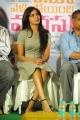Actress Samantha at Yeto Vellipoyindi Manasu Success Meet Stills
