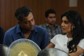 Gautham Menon, Samantha at Yeto Vellipoyindi Manasu Working Stills