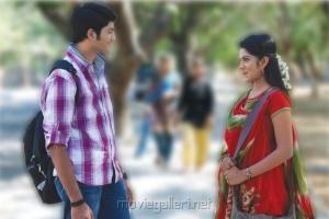 Sai Krish, Swasika in Yetu Chusina Nuvve Movie Stills
