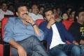 Chiranjeevi, Ram Charan at Yevadu Movie Audio Launch Photos