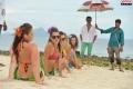 Ram Charan in Yevadu Movie Working Stills