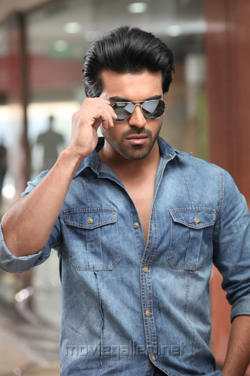 Picture 431308 Ram Charan Teja New Movie Yevadu Stills