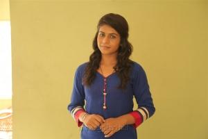 Actress Niharika in Yevanum Buthanillai Movie Photos