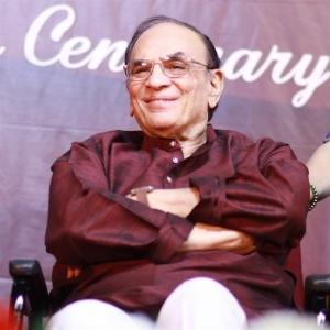 Tamil Serial Actor AR Srinivasan @ YGP 100th Birth Centenary Celebration Photos