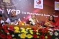 ESL Narasimhan, Mrs YGP, Vani Jairam @ YGP 100th Birth Centenary Celebration Photos