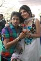 Manoj Nandam, Priyadarshini at Youthful Love Movie Opening Stills