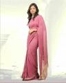 Tamil Actress Yugaa Hot in Saree Photoshoot Stills