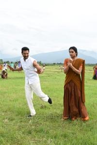 Prabhu Deva, Lakshmi Menon in Yung Mung Sung Movie Images HD