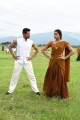 Prabhu Deva & Lakshmi Menon in Yung Mung Sung Movie New Pics