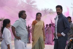 Thangar Bachan, Lakshmi Menon, Prabhu Deva in Yung Mung Sung Movie Stills
