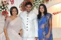 Lakshmi Ramakrishnan at Yuva Bharathi Wedding Reception